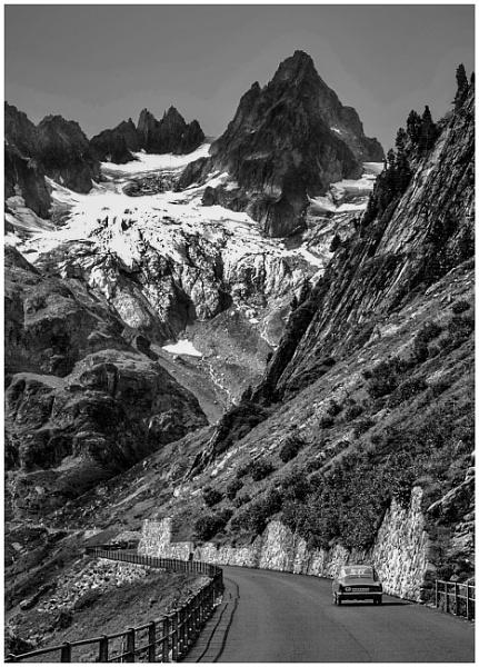St Gotthard Pass, Switzerland by mac