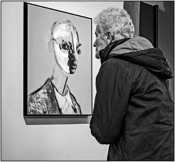 BP Portrait Exhibition by mac