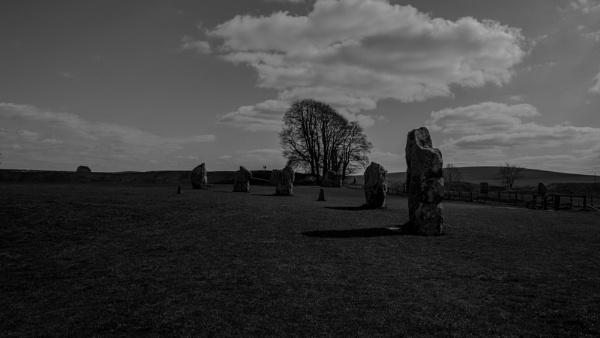 Avebury Stone Circle by woodini254