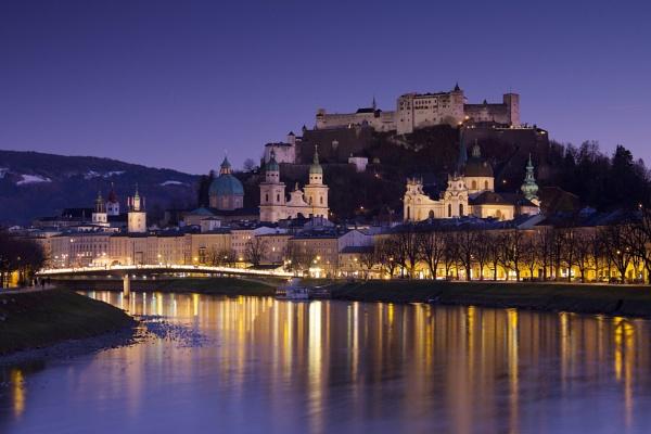 Salzburg  by hrsimages