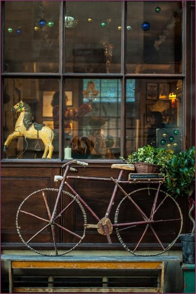 wooden nag or bike... by estonian