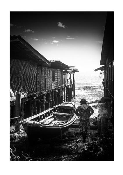 Thai Fisherman  by Legend147