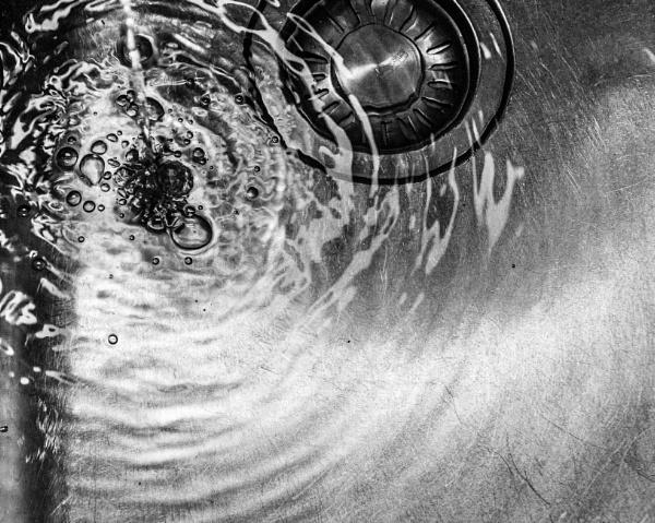 Kitchen sink- Ripples by philstan