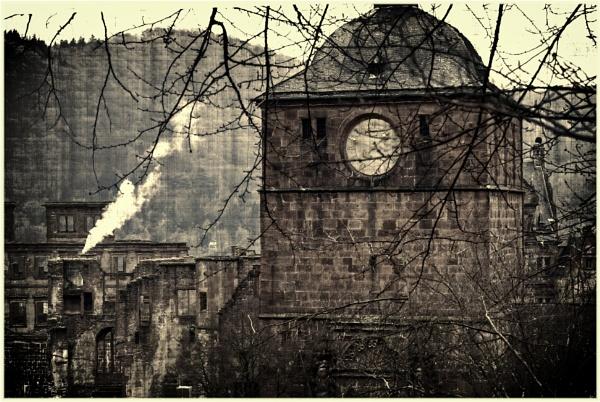 Heidelberger Schloss (Heidelberg Castle) by kw