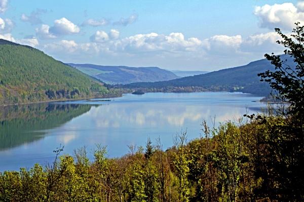 Loch Tay. Scotland. by Adrian57