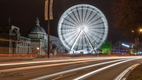 Cardiff Winter Wonderland 3 by barthez