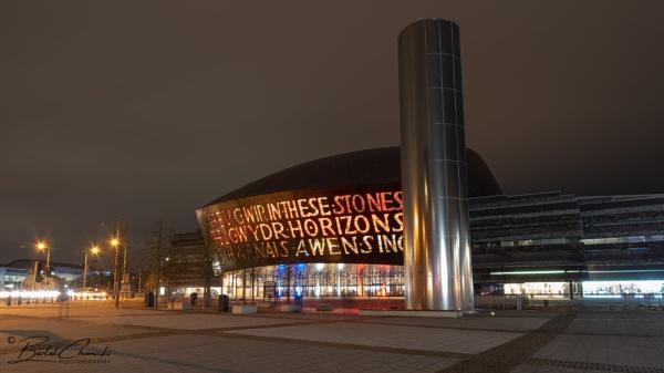 Wales Millennium Centre by barthez