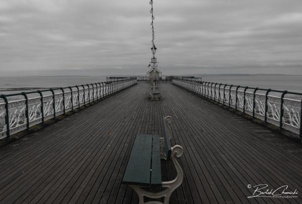 Penarth Pier by barthez