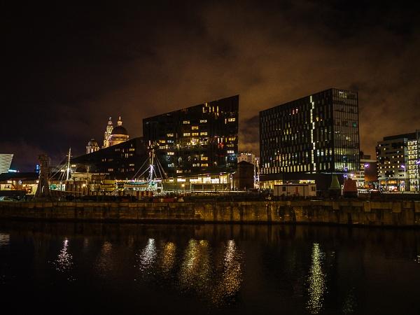 Albert Dock by PhilRPhotos