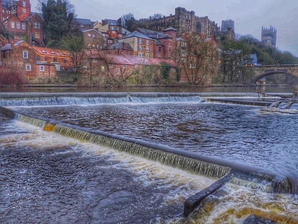 River Wear by GlynnisFrith