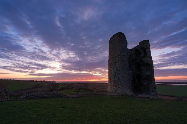 Hadleigh castle 2 by iNKFIEND