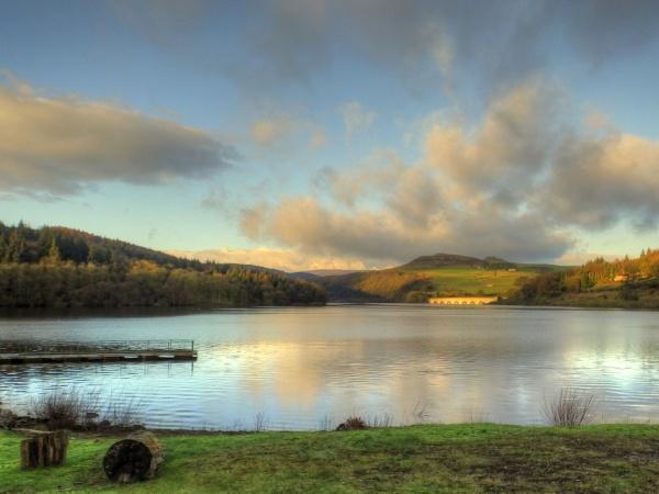Early January Light by ianmoorcroft