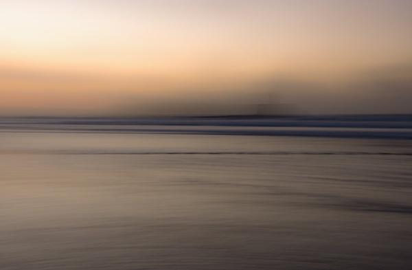 St Ouens Sunset ICM by happysnapper