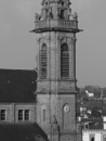 St. Raymond's - clock tower by petebfrance