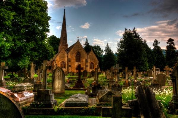 St Peters Church, Cheltenham by woodini254