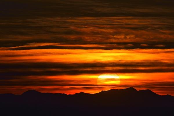 Sunrise, Sun, by luminus