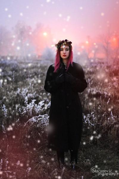 winter by MyOwnWonderland