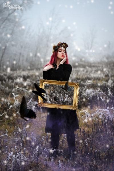 in my dream by MyOwnWonderland