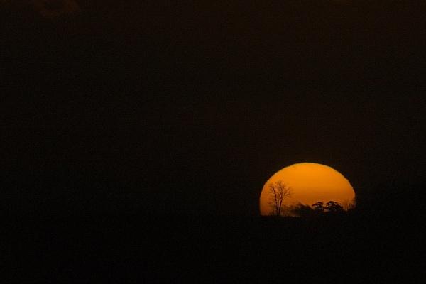 sunset by alfpics
