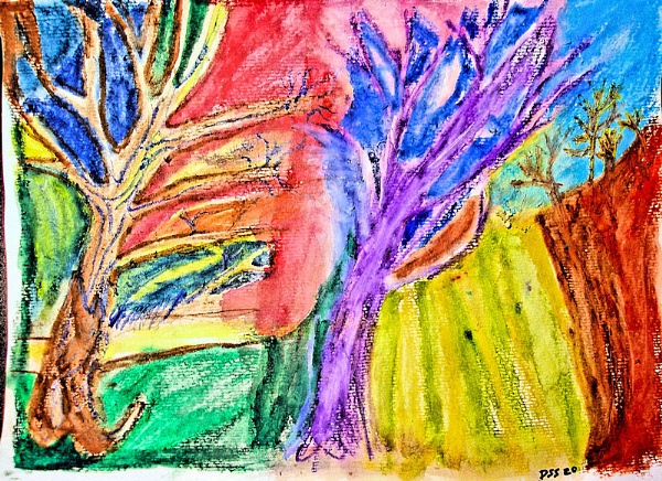 Tu Bishvat (Birthday of Trees) by DonSchaeffer