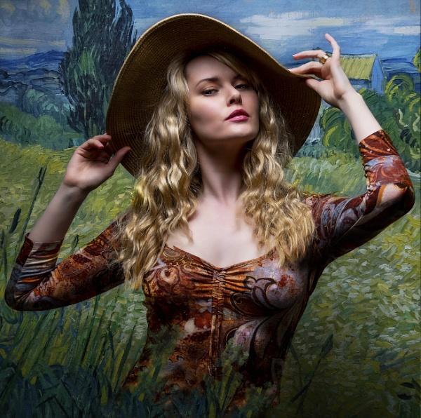 Carla Van Gogh by Owdman