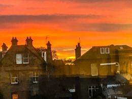January Sky.