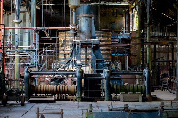 Ironworks by cjhowland