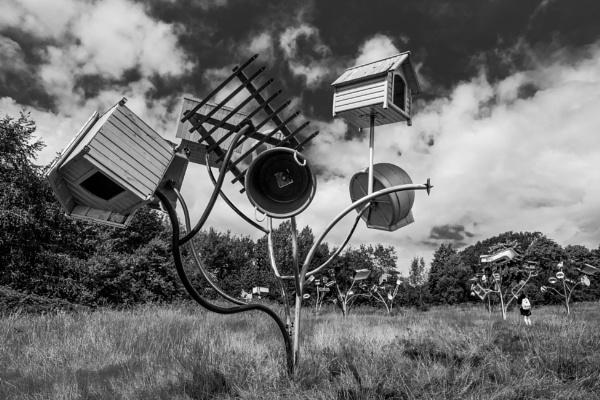 Yorkshire Sculpture Park by cjhowland
