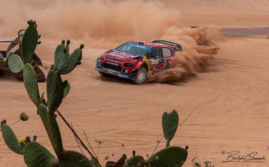 Esapekka Lappi & Janne Ferm (Citroen C3 WRC)