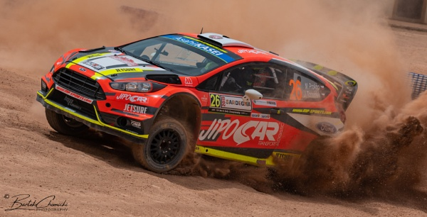 Martin Prokop & Jan Tomanek (Ford Fiesta RS WRC) by barthez