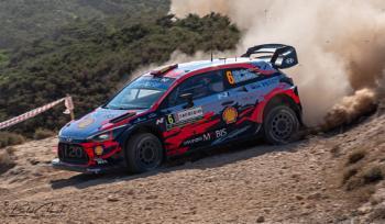Dani Sordo & Carlos Del Barrio (Hyundai i20 WRC)