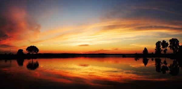 Sunset Bay by jrsundown