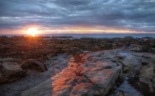 Moray Firth Sundown by photododger