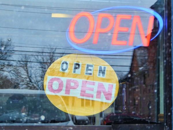 Is it Open? by Joline