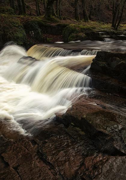 Taf Fechan Falls by Buffalo_Tom