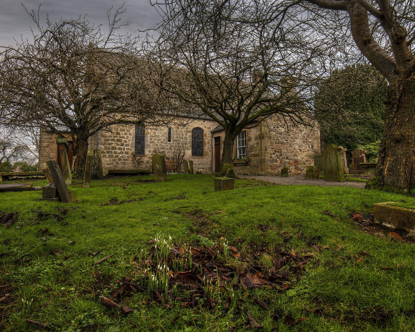 Symington Parish Church