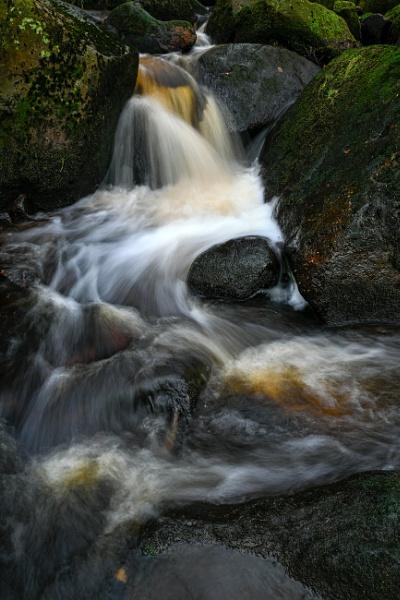 Padley flow Derbyshire by RoyChilds