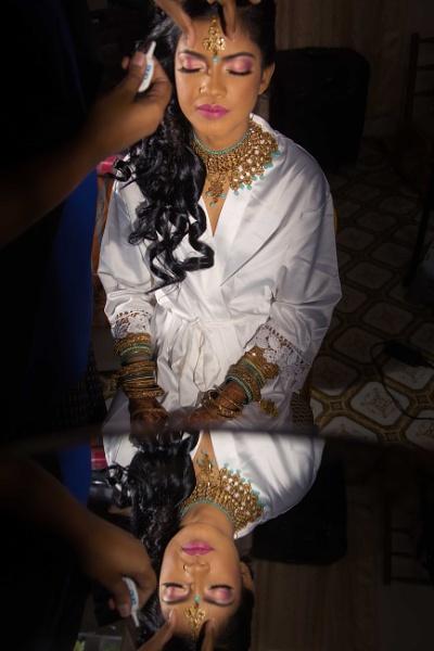 Wedding Prep - Bride by darrylhp