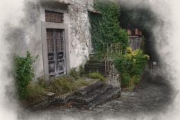 Backstreets Of Italy