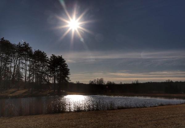 Setting Sun by Merlin_k