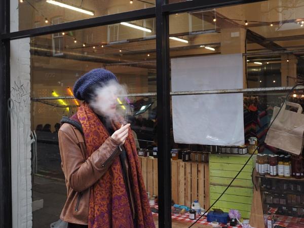 The smoke screen by davetac