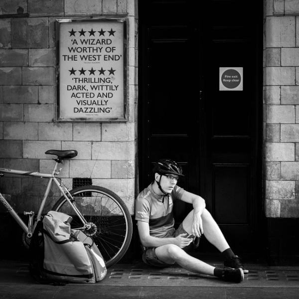 Road weary by HelenHiggs