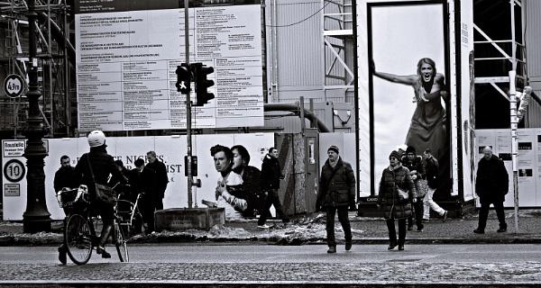 Berlin by papajedi
