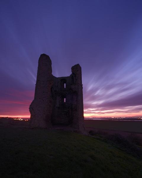 Hadleigh castle 3 by iNKFIEND