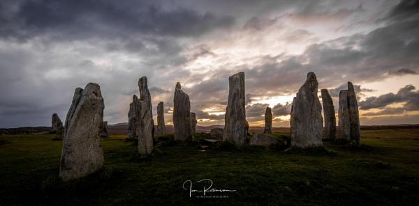 Callanish Stones by ianrobinson