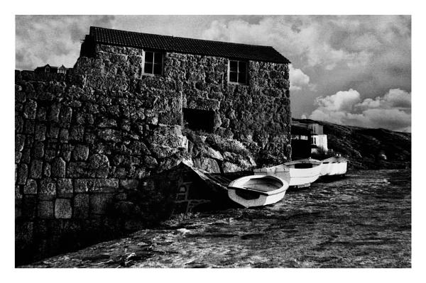 Cornish Boathouse by Lontano