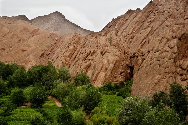 Body Rocks formation, Tamlalt, Dades Gorge, Morocco by jon07wilson