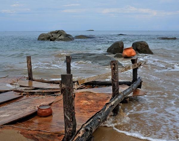 Far Away Shores by sweetpea62