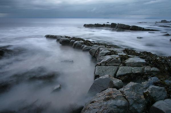 Kilve rocks by trailguru