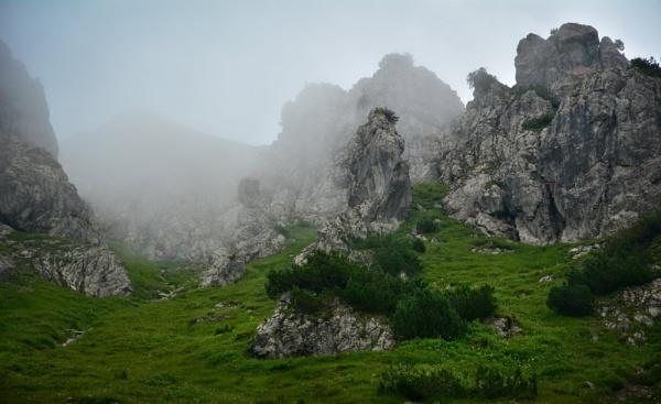 Mysterious landscape by MAK54
